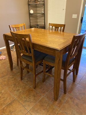 Kitchen table & chairs for Sale in Surprise, AZ
