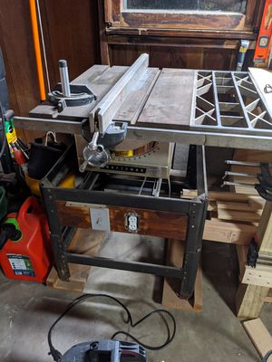 Craftsmen 113 table saw for Sale in Swansea, IL