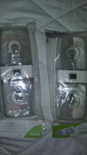 2 KOHREE RV and Marine Lights for Sale in Bellingham, WA