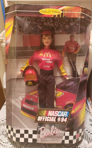 Nascar Barbie Collection for Sale in Maple Grove, MN