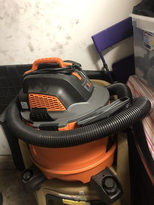 Rigid Wet/Dry Vacumm for Sale in Orland Park, IL
