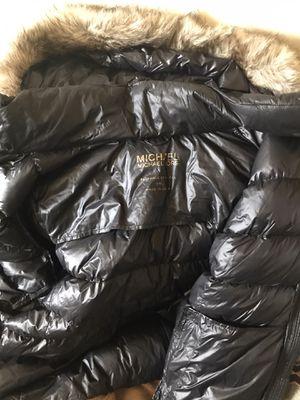 Michael kors bubble jacket was for Sale in Buffalo, NY