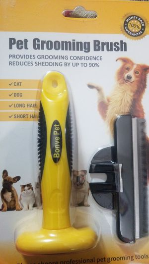 Pet grooming brush for Sale in Gilroy, CA