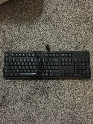 Dell computer keyboard for Sale in Aloha, OR