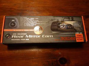 Rear Mirror Video Camera NEW for Sale in Albuquerque, NM