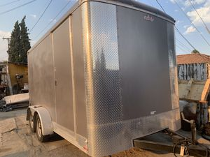 Cargo mate enclosed trailer 6x14 for Sale in Hemet, CA