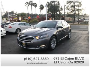 2013 Ford Taurus *Clean Title for Sale in El Cajon, CA