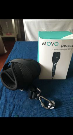 Movo camera/shoulder strap MP-SS4/Brand New. DSLR for Sale in Lynnwood,  WA