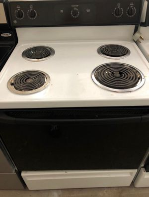 🚀🚀🚀Works Perfect Electric Stove Oven GE Delivery Available #1167🚀🚀🚀 for Sale in Sanford, FL
