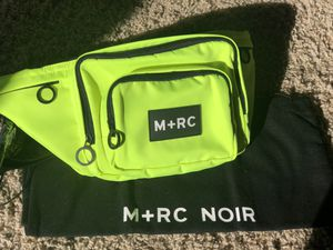 M+RC NOIR NEON GREEN OVER THE SHOULDER BAG for Sale in San Diego, CA