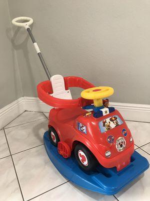 Mickey Mouse Firetruck for Sale in Miami, FL