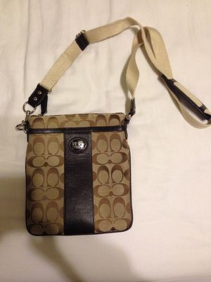 Coach Messenger bag for Sale in Port St. Lucie, FL