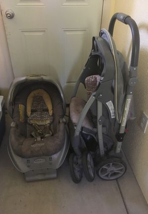 Stroller and Car Seat for Sale in Pueblo, CO