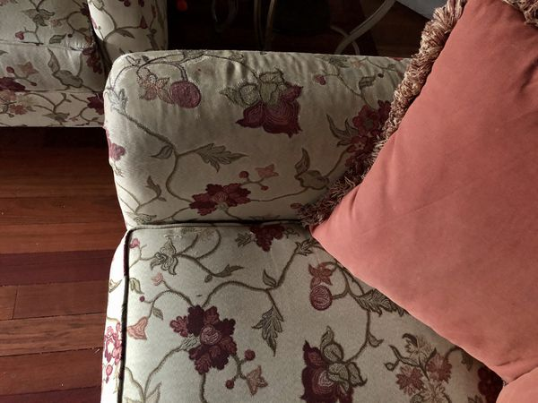 2 Large Sofas - FREE - Last 2 days for pickup! Being hauled away