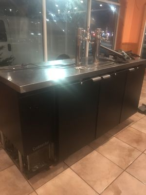 Continental cooler for Draft beer 72 inch for Sale in Germantown, MD