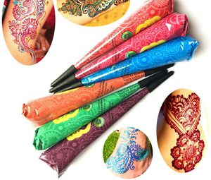 3 Colored Henna Cones for Sale in Parsippany, NJ