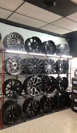 🔥🔥🔥Rims and Tires | Replicas | Off-Roods | Honeycombs | Snowflakes all in stock🔥🔥🔥 | Financing available | only $39 down | no credit needed | no cre for Sale in Arlington, TX
