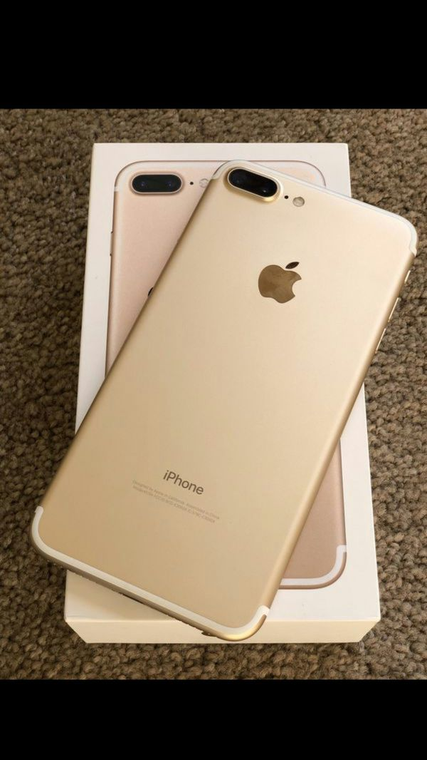 IPhone 7 Plus, 32Gb UNLOCKED//Excellent Condition, Looks like New//Price is Negotiable