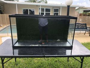 acuario 60 galones for Sale in North Lauderdale, FL