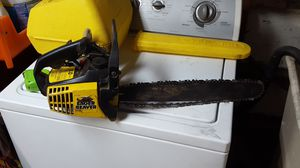 Eager beaver McCulloch chainsaw for Sale in Sacramento, CA