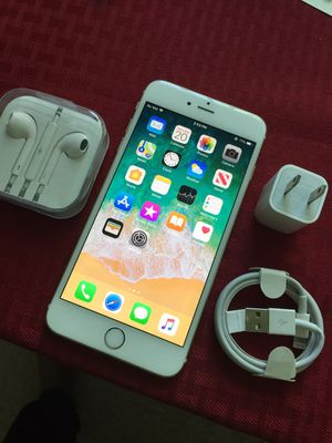 """iPhone 6 Plus ,,Factory UNLOCKED Excellent CONDITION """"aS liKE nEW"""" for Sale in Fort Belvoir, VA"""