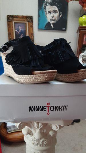 (8) brand new Minnetonka sandals for Sale in Overland Park, KS