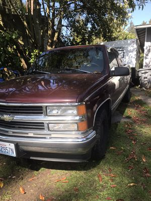1999 Chevy 1500 Ext for Sale in Lakewood, WA