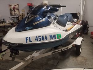 Jetskie for sale!! for Sale in Duluth, GA