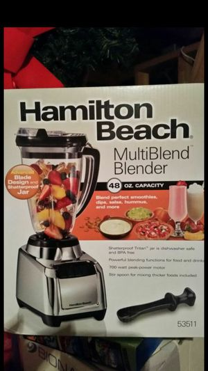 New! Hamilton Beach Blender for Sale in Raleigh, NC