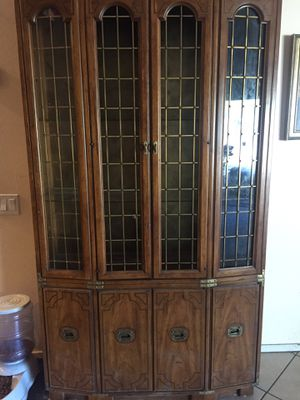 Antique China Cabinet for Sale in Maricopa, AZ