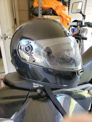 Streetbike helmet for Sale in Prairieville, LA