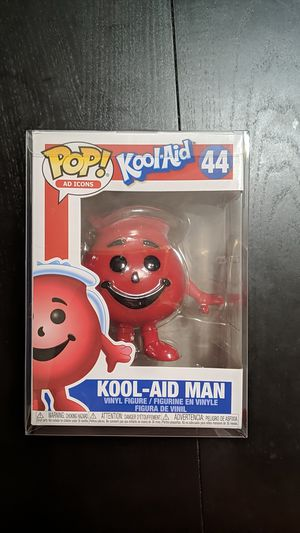 Kool Aid Man Funko Pop with protector for Sale in Los Angeles, CA