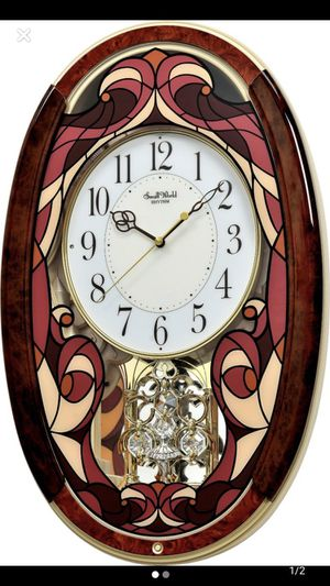 Small World Rhythm Musical Motion Wall Clock - New In Box for Sale in Elk Grove, CA