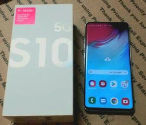 5G Brand New Samsung Galaxy S10 5G T-Mobile 5G for Sale in Los Angeles, CA