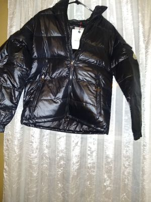 Moncler coat size small and large for Sale in Reading, PA
