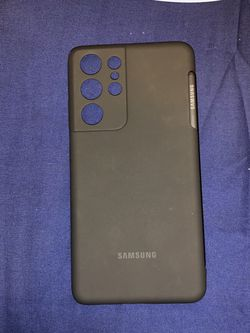 Samsung Silicone S Pen Case for Galaxy S21 Ultra for Sale in Oxnard,  CA