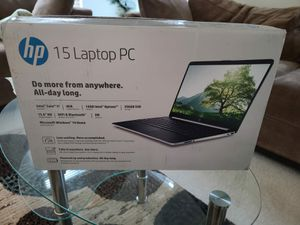 Hp i7 laptop brand new for Sale in Streamwood, IL