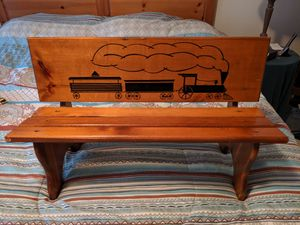 "30"" Small Bench , Kids, dolls for Sale in Mechanicsville, VA"