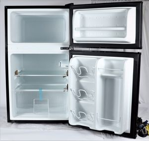 Arctic King 3.2 cu. ft. Double Door Compact Refrigerator - Black 18*19.4*33 inc for Sale in Oak Park, IL
