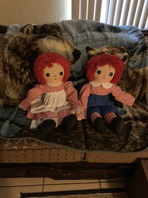 Vintage Ann & Andy for Sale in Peoria, AZ