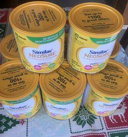 Similac Neosure, Yellow, 13.1 Oz for Sale in Yakima,  WA