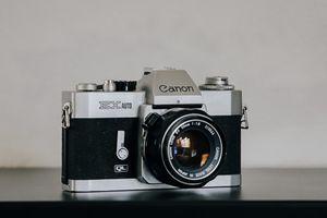Vintage Canon EX auto 35mm film camera for Sale in Orlando, FL