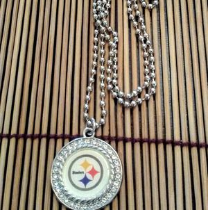24 inch Chain, Unisex, Steelers Strong Necklace for Sale in Penn Hills, PA