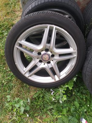 CONTINENTAL CONTIPROCONTACT 245/40R18, 97V, XL for Sale in Midland, MI