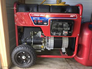 Troy bilt generator for Sale in Auburndale, FL