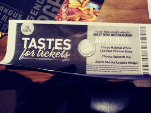 Dave and Busters Free Appetizer for Sale in US