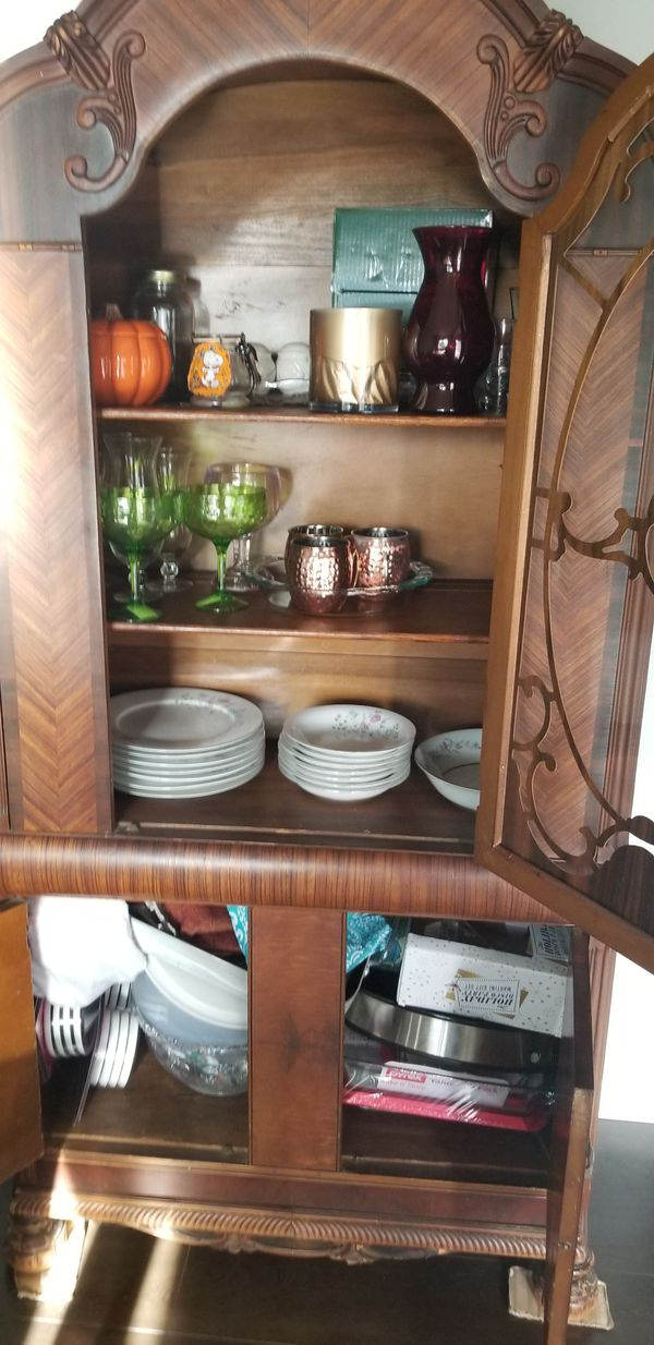 China Cabinet For Sale In Lakewood Wa Offerup
