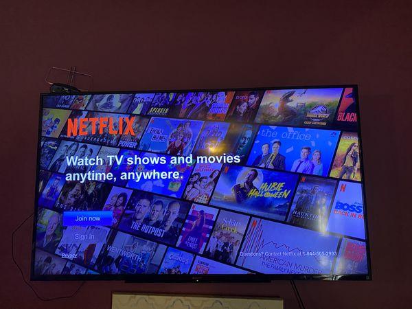 60 inch smart TVs