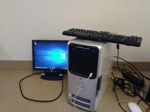 Back to School***Dell Dimension E520 Quad Core 2.2Ghz 4Gb 160Gb Window 10 for Sale in Orlando, FL