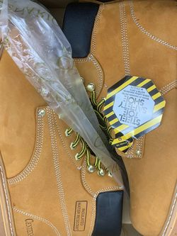 Centenario Steel Toe Work Boots Size 11 for Sale in Paramount,  CA